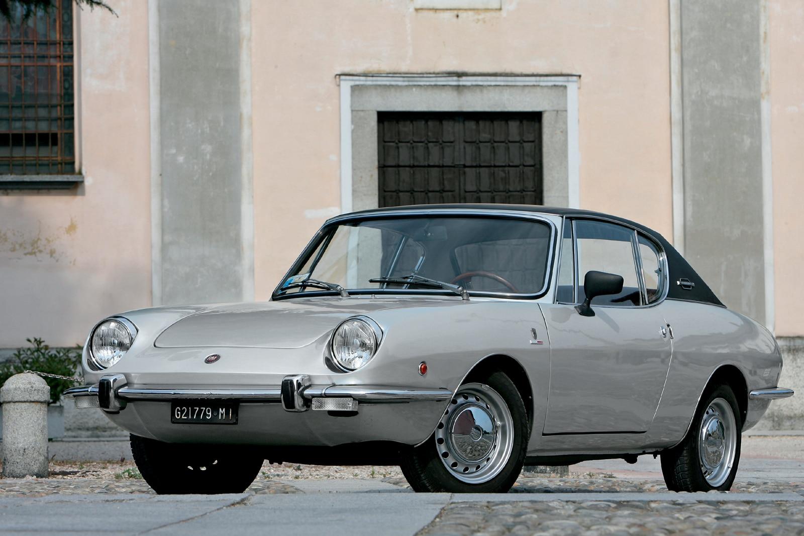 GIUNTO RUOTA PIRELLI FIAT 850 I SERIE SPECIAL SPORT SUPER VIGNALE BERLINA