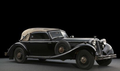 9 1937 Horch 853 Sport Cabriolet