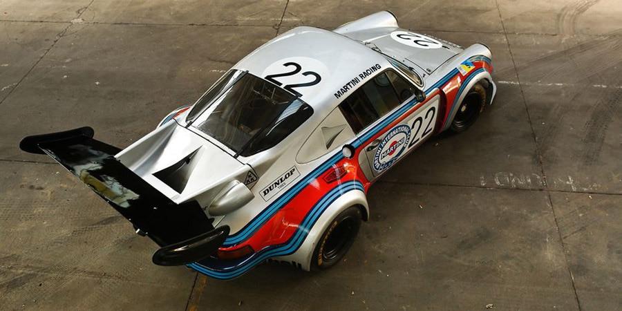 Gooding e Co asta Porsche 911 RSR