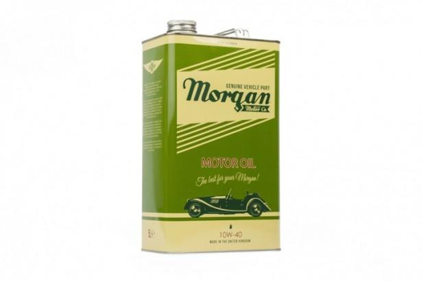 Lubrificanti e storiche, anche Morgan viene a galla
