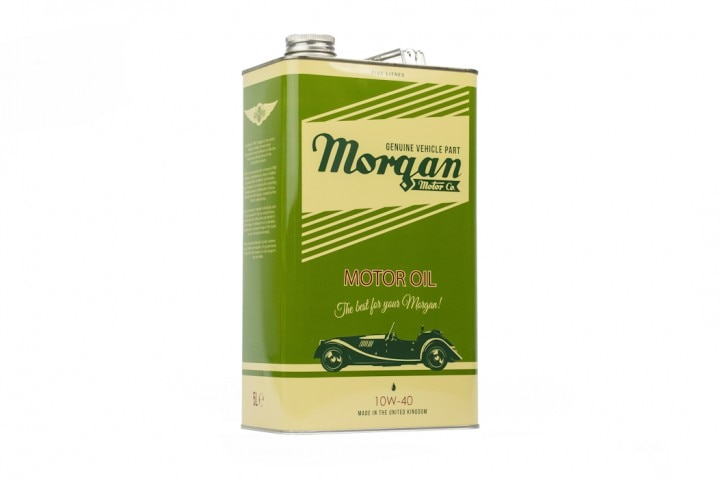 Olio Morgan