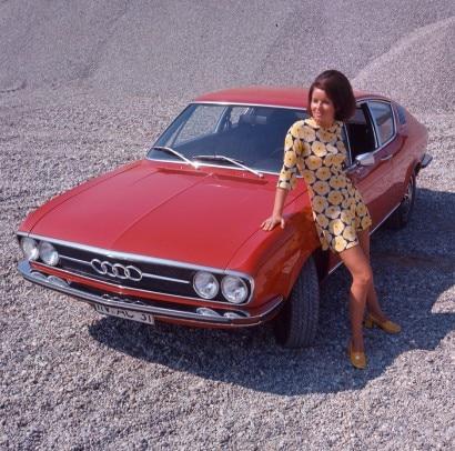 Audi 100 Coupé S (1971)