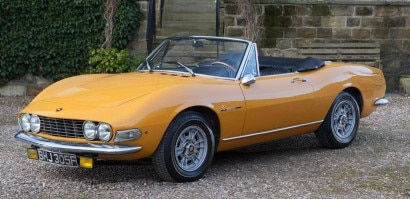 1968 FIAT Dino 2.0-Litre Spider with Hardtop