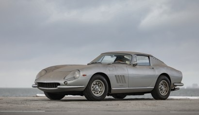 3 - 1966 Ferrari 275 GTB Long Nose Alloy