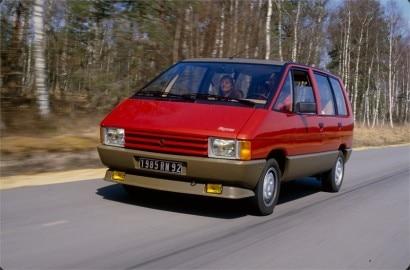 1984 - Renault ESPACE 1
