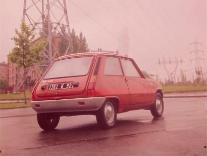1974 - Renault 5 Electrique