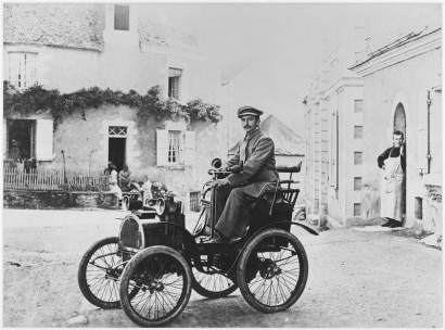 1898 - Renault Type A