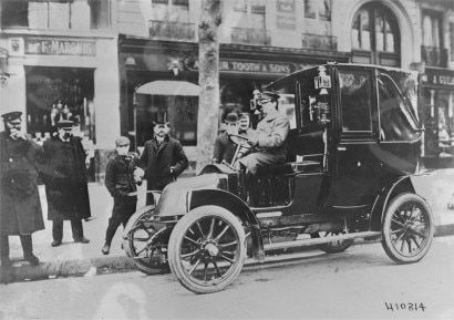 1910 - Renault Type AG1