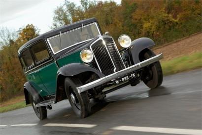 1933 - Renault VIVASTELLA type PG7
