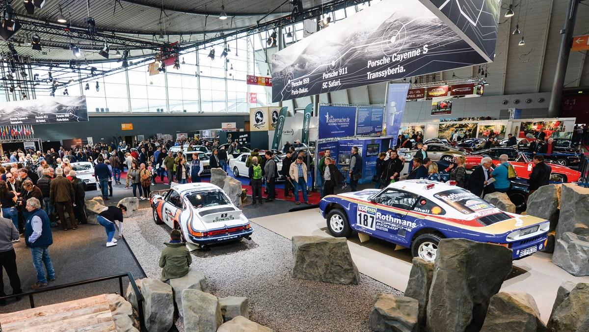 Porsche Museum 2017