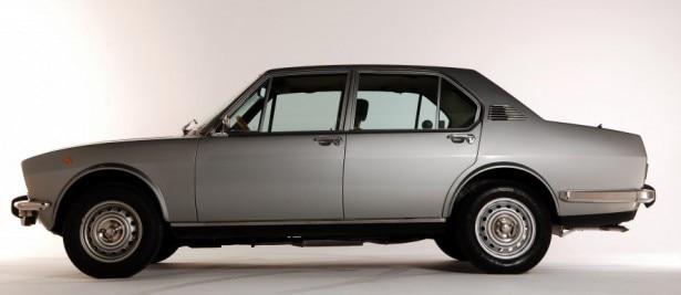 [Separate dalla nascita] Alfa Romeo Alfetta e… BMW Serie 5 E21 e Fiat 132