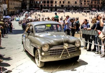 1950 Fiat 1400 (Fiat), telaio n. 015781, motore n. 017332