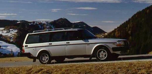 """[Introvabili] Volvo 245 Turbo, """"Provate a batterla"""""""