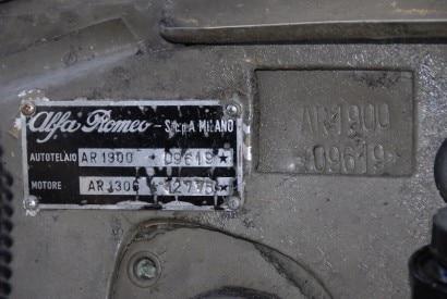Alfa 1900 fotoF