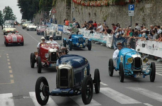 [Gareclassiche] Bergamo Historic GP, l'edizione n. 13 si avvicina
