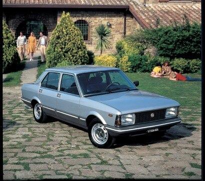 Fiat Argenta 2000i (1981/1985)- 1981 Ambientata - 3/4 anteriore