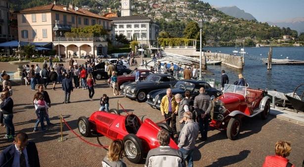 [Villa d'Este Style] Le Alfa Romeo più eleganti tornano tra la gente