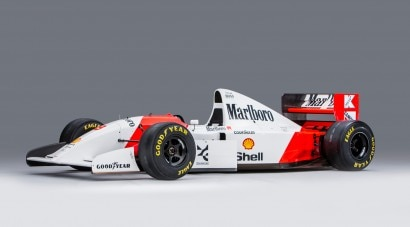 1 1993 McLaren-Cosworth Ford MP48A