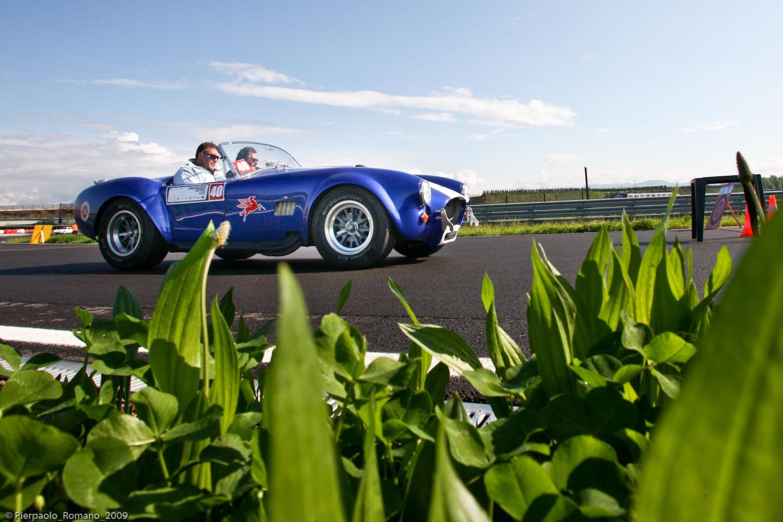 Gara di regolarità di auto storiche Franciacorta Historic_2009 nella foto :