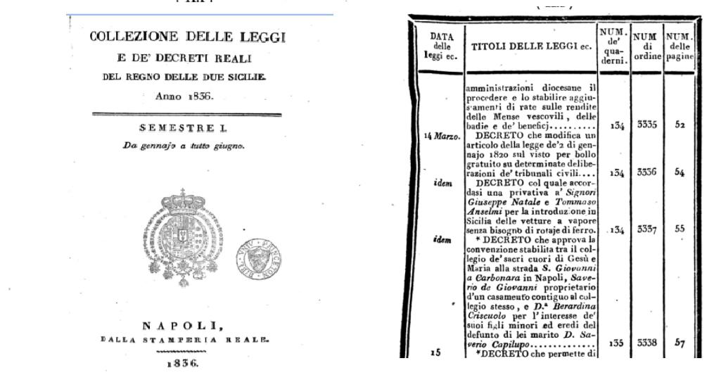 Immagine decreto