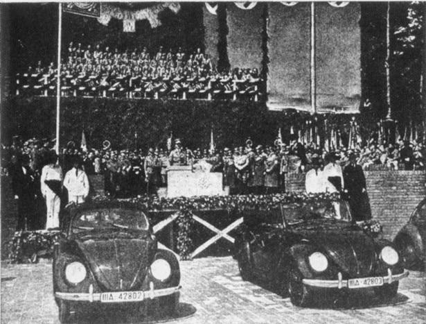 26 maggio 1938, il giovedì che cambiò la storia dell'automobile