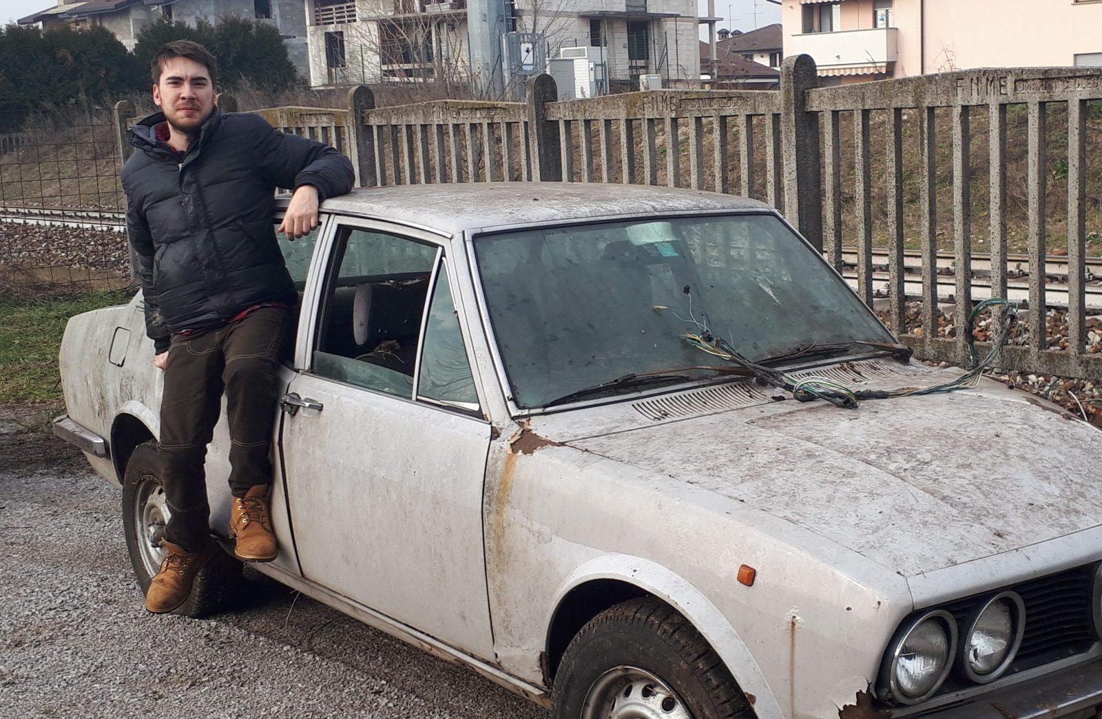Questo ragazzo ha trovato più di duemila autostoriche in sette anni