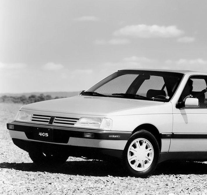 405, il numero magico della Peugeot
