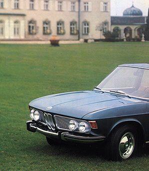 BMW E3, l'ammiraglia secondo Monaco compie 50 anni