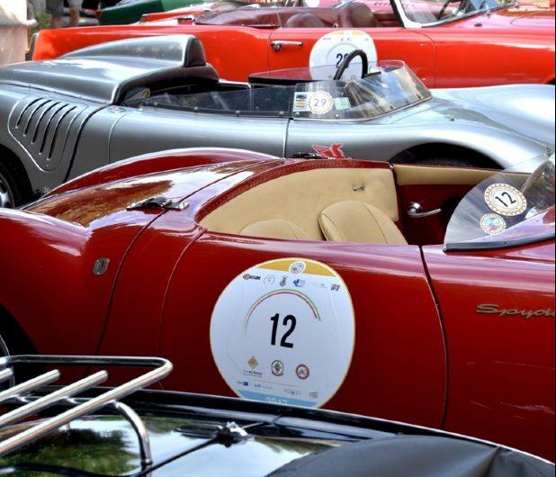 Trofeo la Dolce Vita, al via 40 storiche tra regolarità e raduni in piazza