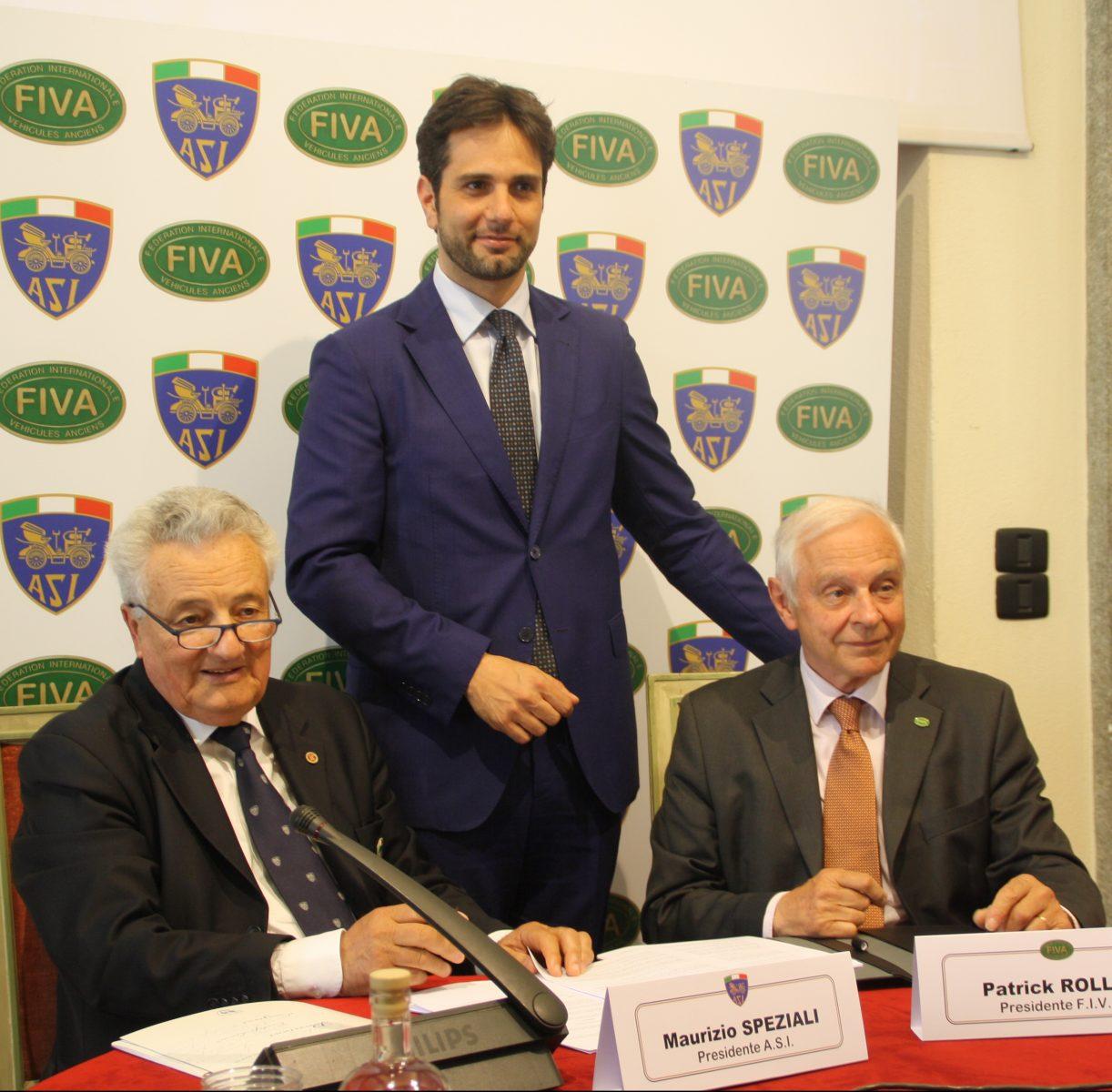 Accordo storico: la nuova sede della Fiva è a Villa Rey