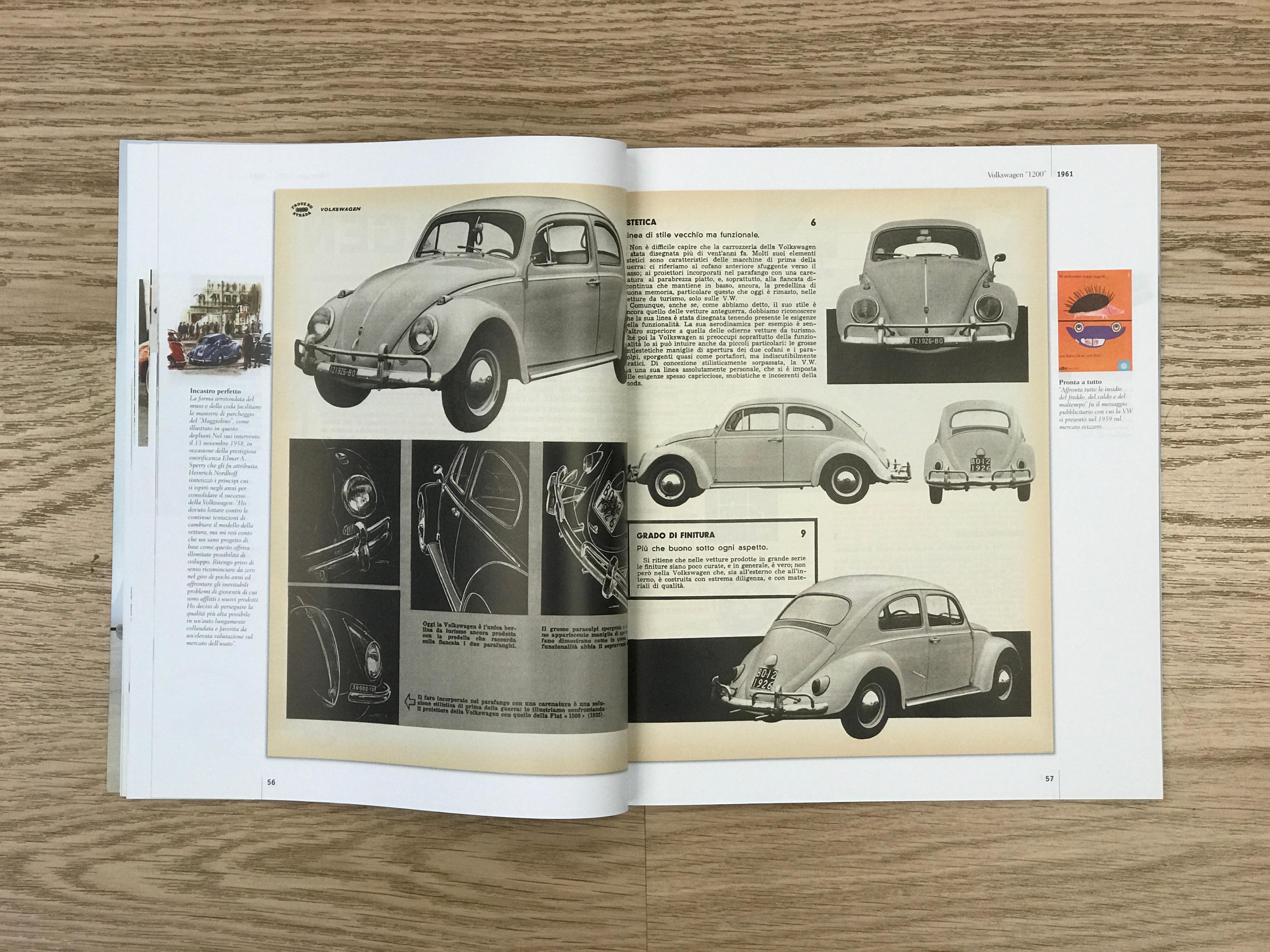 Il meglio di Quattroruote: Volkswagen Maggiolino