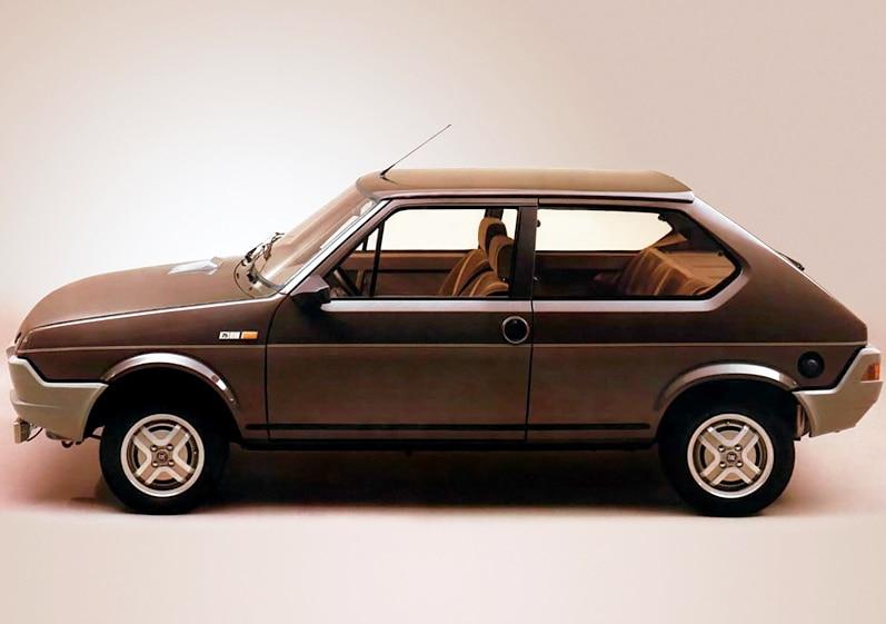 Fiat Ritmo Targa Oro