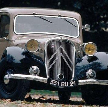 Citroën Traction Avant, storia di un'auto nata avanti