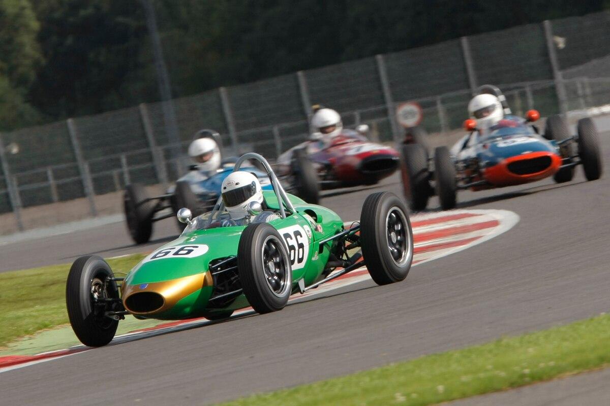 Silverstone Classic, weekend di bolidi e anniversari