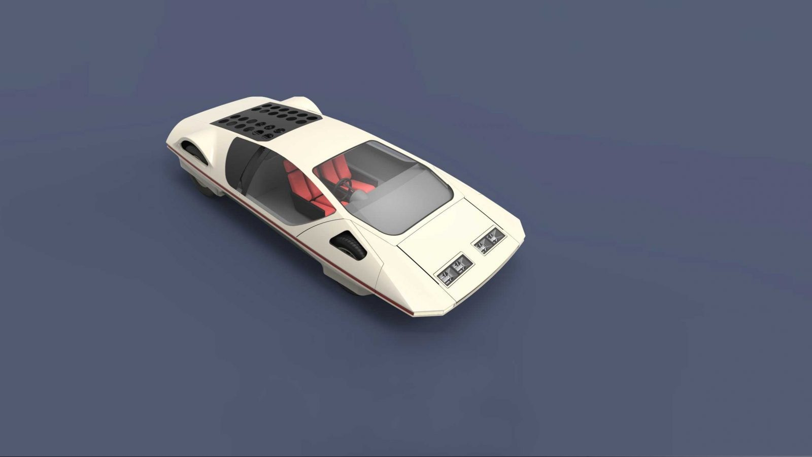Ferrari 512 S Modulo: la rivedremo a Pebble Beach