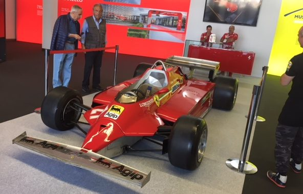 "Modena Motor Gallery, l'eccellenza della ""Valley"""