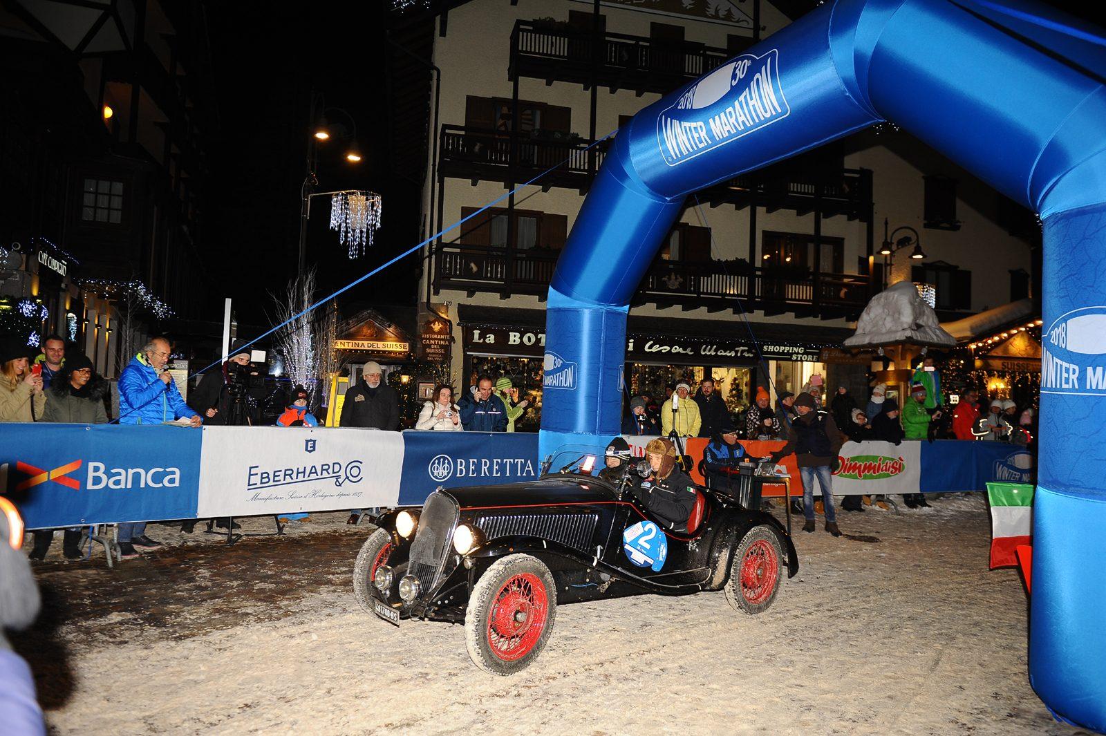 Winter Marathon, video tributo alla 30ᵃ edizione