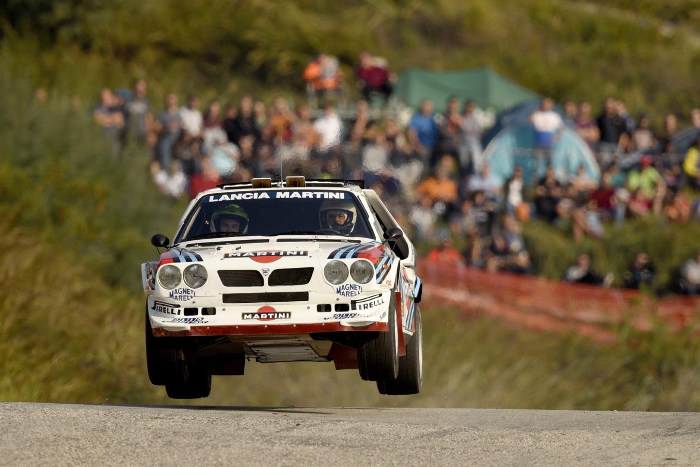 San Marino in festa per gli assi di Rally Legend