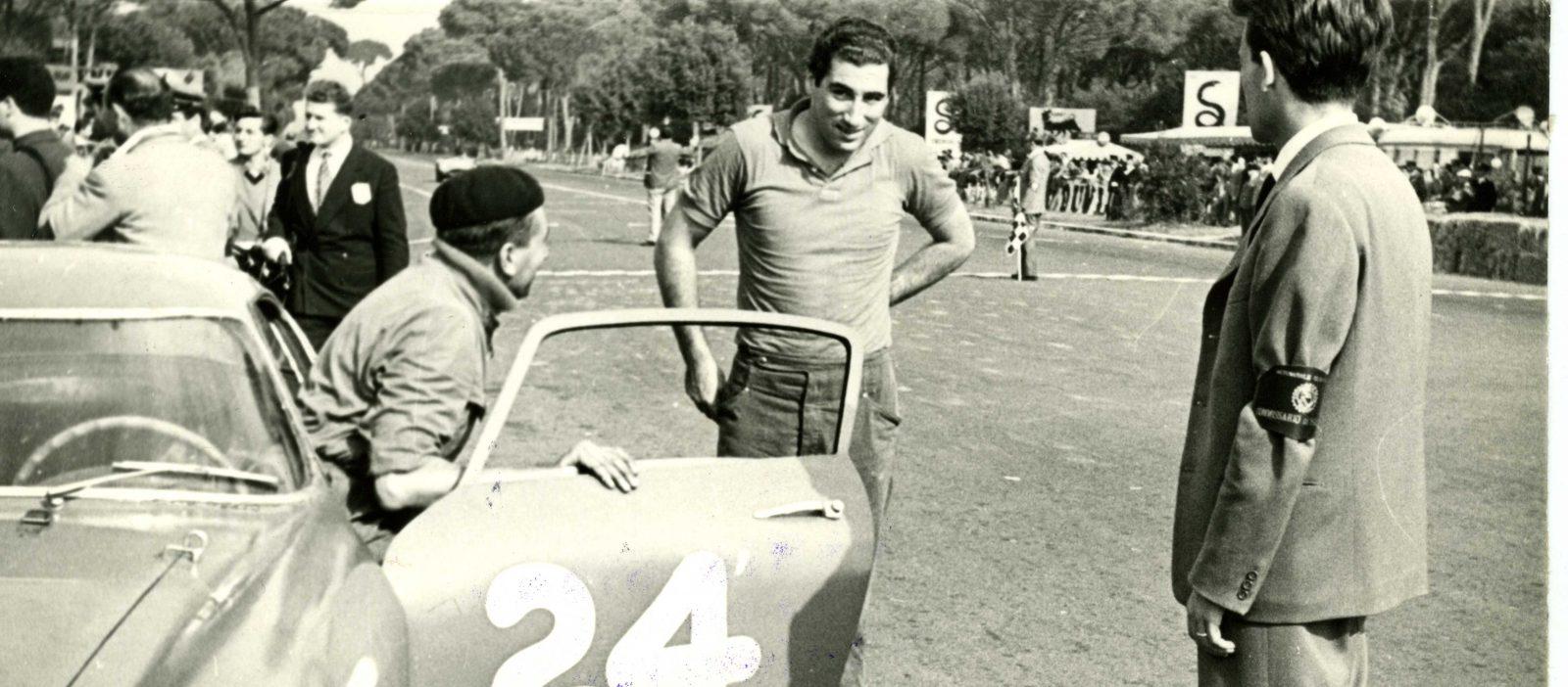 Novant'anni fa nasceva il marchese-pilota Alfonso de Portago