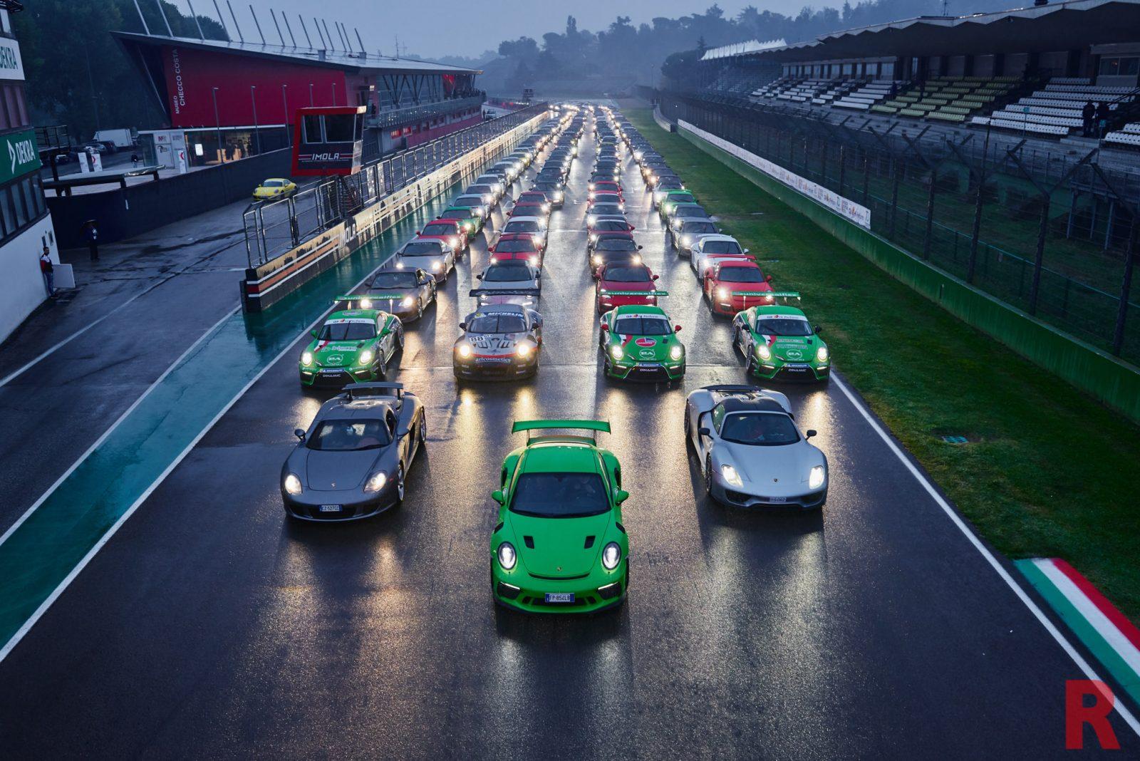 Porsche Festival: un weekend da porschisti (e non solo)