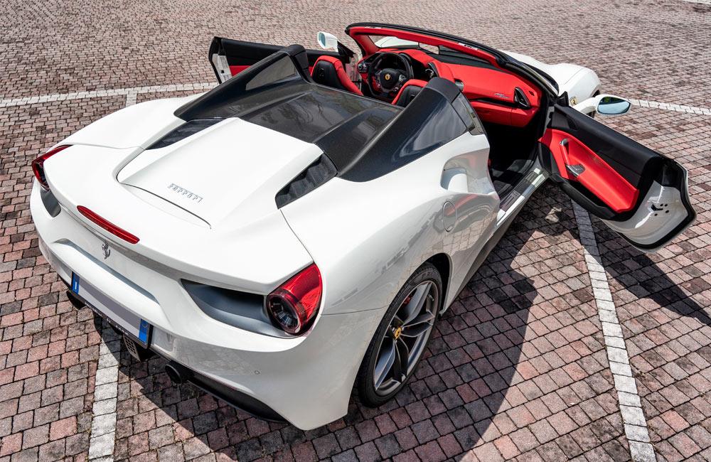 Ferrari 488 Spider, 2018 – Stima € 200.000 – 280.000