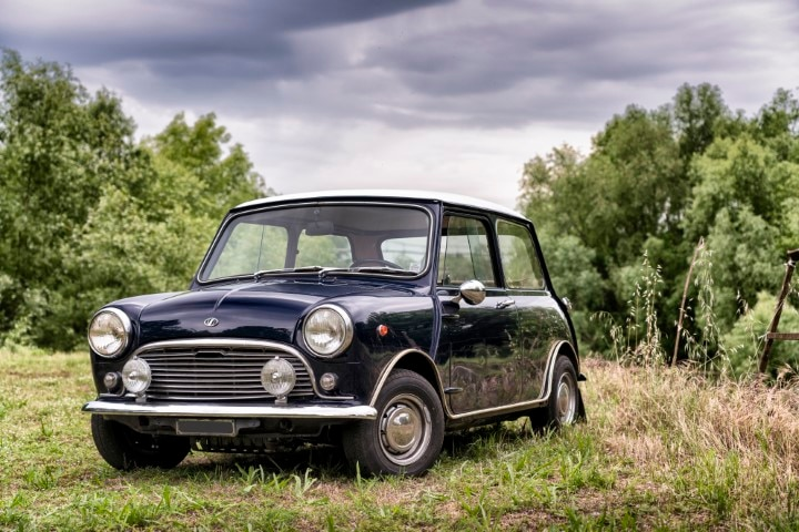 Innocenti Mini Cooper MkI, 1966 – Stima € 19.000 – 22.000