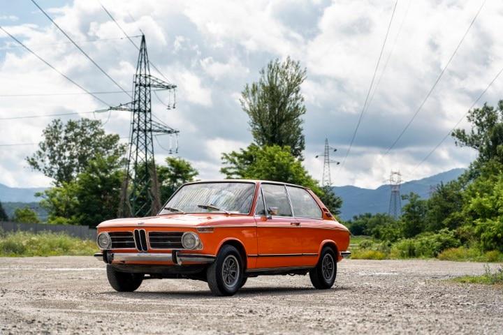 BMW 2002 Tii Touring, 1973 – Stima € 19.000 – 22.000