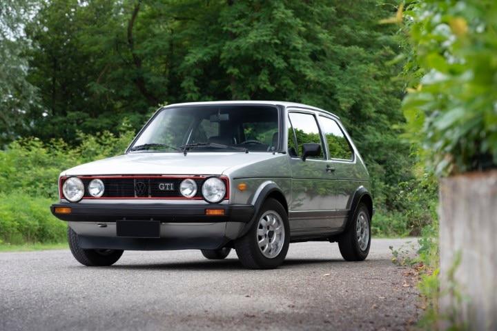 VW Golf GTI MkI, 1981 – Stima € 19.000 – 25.000
