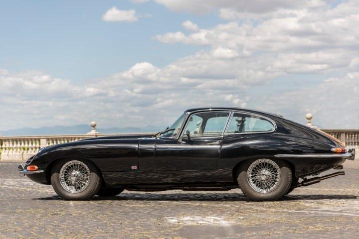 """Jaguar E Type 4.2 """"1.5 Series"""", 1968 – Coupé Stima € 85.000 – 105.000"""