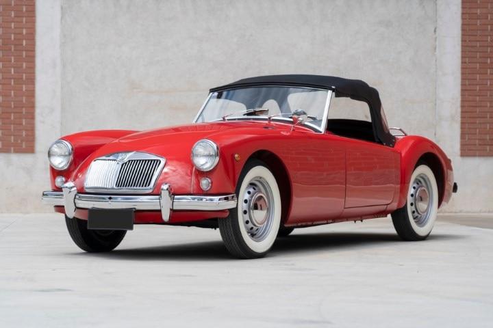 MG MGA 1500 MkI, 1957 – Stima € 27.000 – 33.000