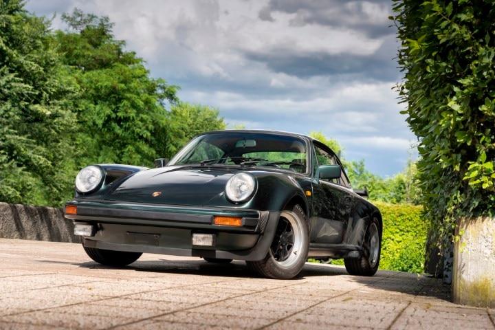 Porsche 911 (930) 3.3. Turbo, 1989 – Stima € 90.000 – 110.000