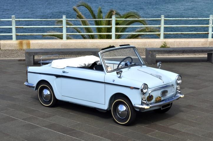 Autobianchi Bianchina Cabriolet, 1964  – Stima € 17.000 – 22.000