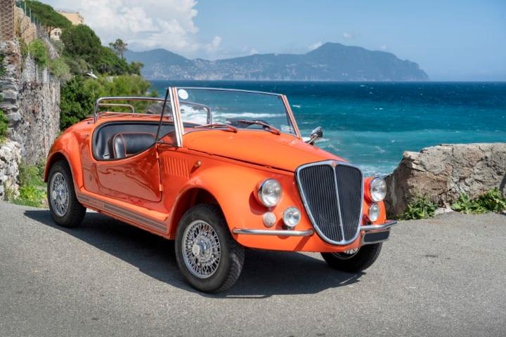 Fiat 500 Vignale Gamine, 1970 – Stima € 30.000 – 40.000