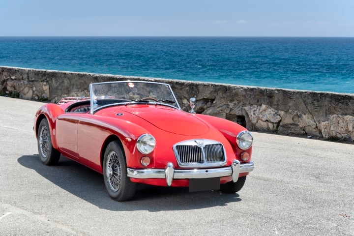 MG MGA 1600 MKII, 1962 – Stima € 35.000 – 45.000